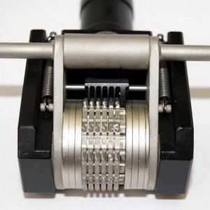 Roldanas de gravação fabricante